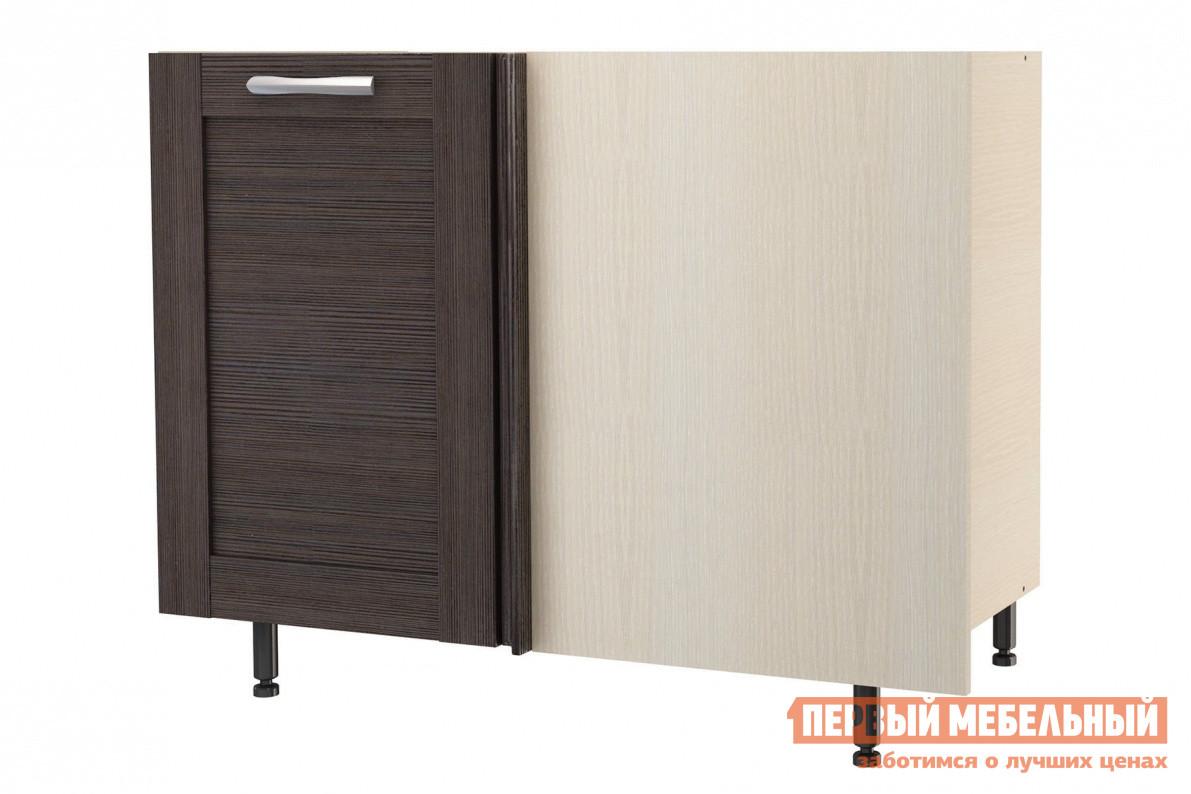 Кухонный модуль СтолЛайн Шкаф напольный угловой под мойку ш.1100