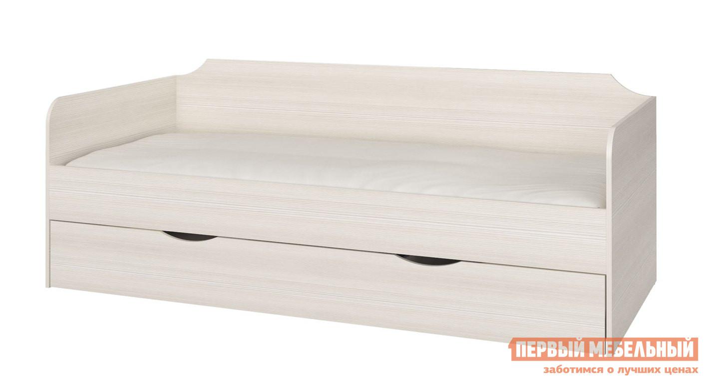 Детская кровать СтолЛайн СТЛ.093.28-01 Авола белая