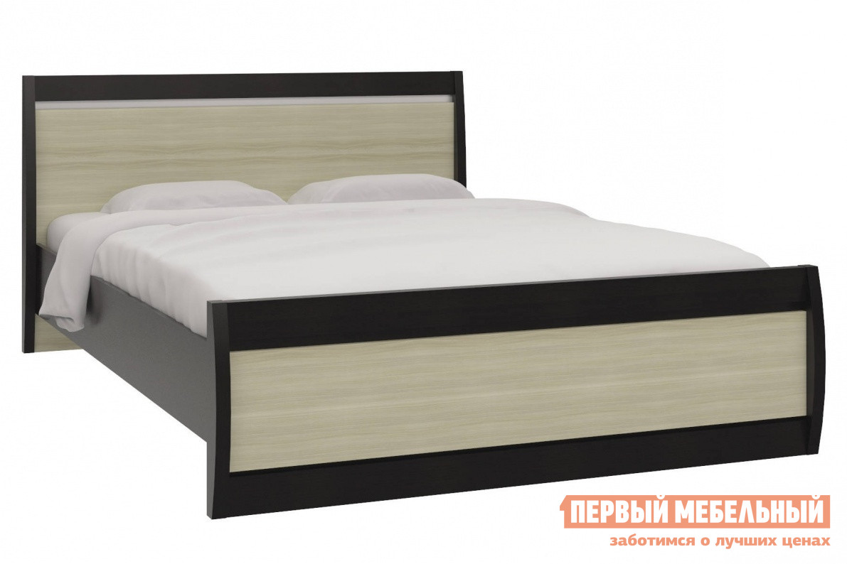 Двуспальная кровать СтолЛайн Ксено СТЛ.078.18 кровать столлайн чердак мика стл 121 07 дуб кремона ясень кассино