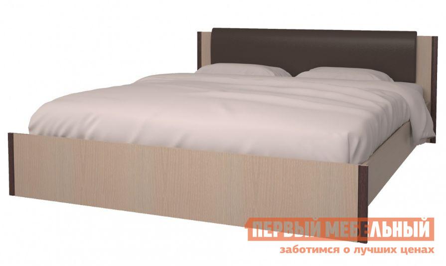 Двуспальная кровать СтолЛайн СТЛ.105.02-01 двуспальная кровать столлайн стл 187 04 187 07