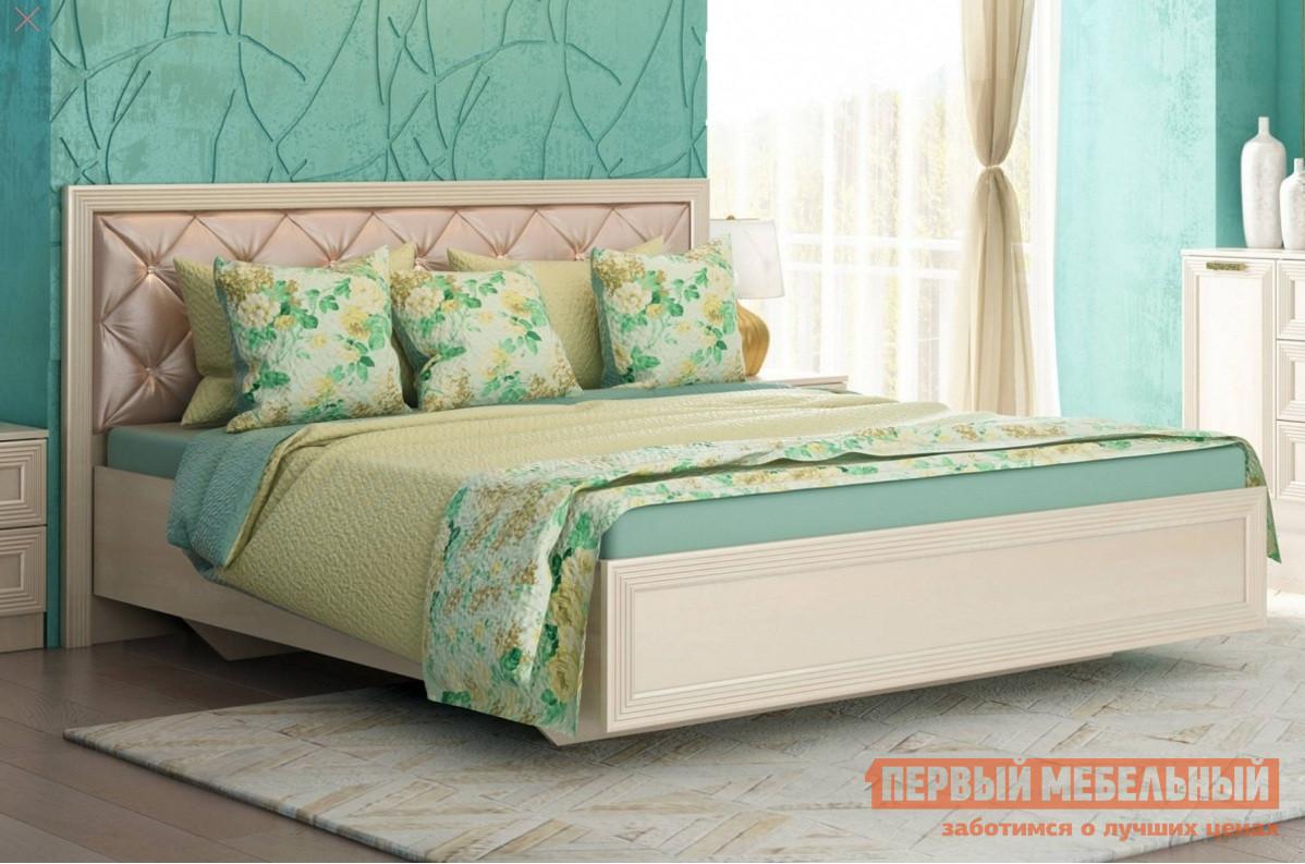 Двуспальная кровать СтолЛайн СТЛ.225.31 + СТЛ.225.32 + СТЛ.225.34 двуспальная кровать столлайн стл 187 04 187 07