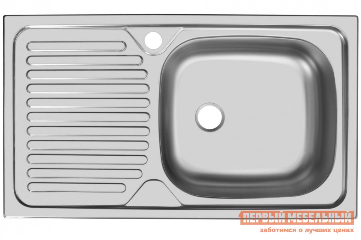 Мойка СтолЛайн Юкинокс Классика CLM760.435 - 5K 1R врезная газонокосилка электрическая prorab clm 1800