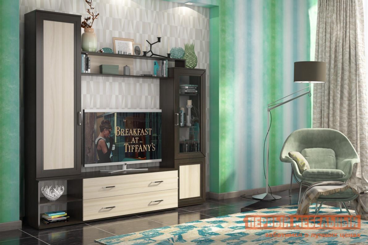 Стенка для гостиной СтолЛайн СТЛ.224.00 столлайн стенка для гостиной марина стл 096 00