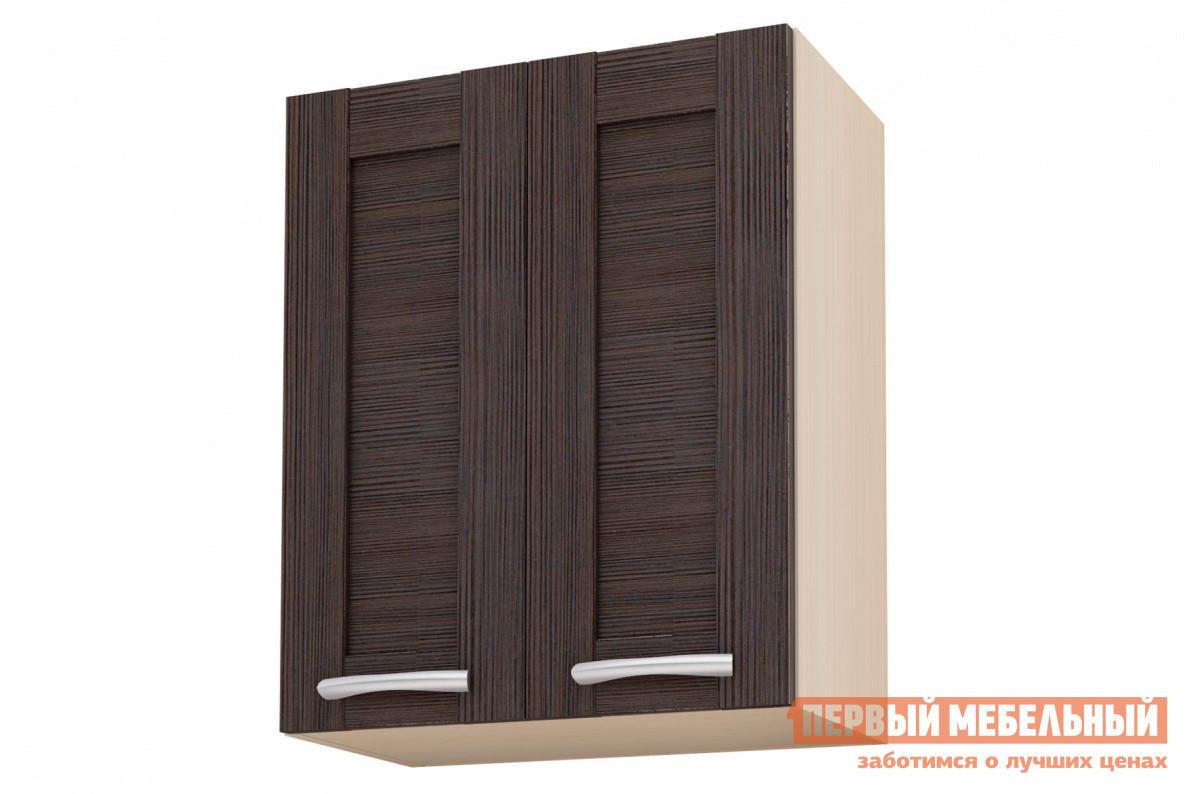Кухонный модуль СтолЛайн Навесной ш.600, 2 дв кухонный модуль столлайн навесной с ш 400 1 дв