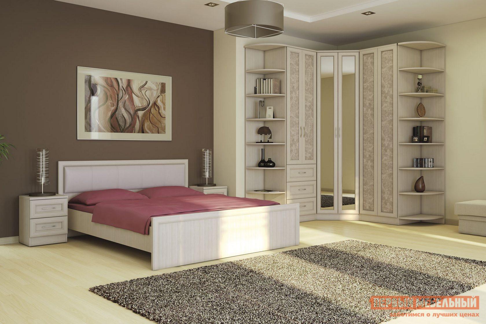 Полуторная кровать СтолЛайн СТЛ.098.35 кровать столлайн чердак мика стл 121 07 дуб кремона ясень кассино