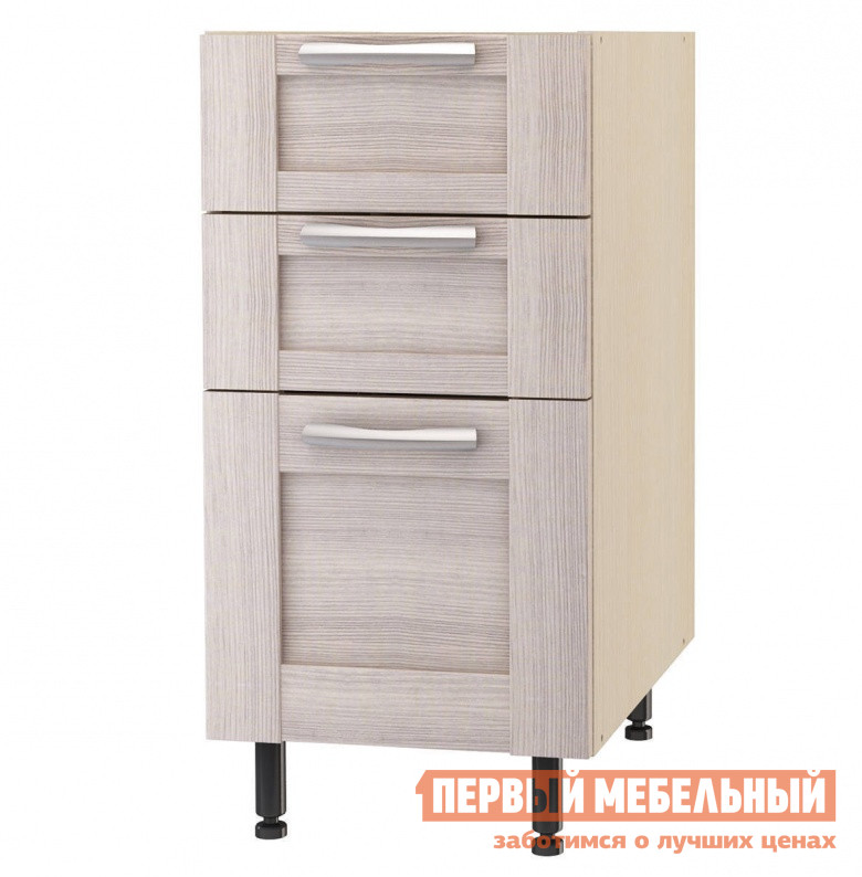 Подробнее о Стол с ящиками СтолЛайн Шкаф напольный с 3 ящиками ш.400 стол с ящиками столлайн шкаф напольный с 2 ящиками ш 500