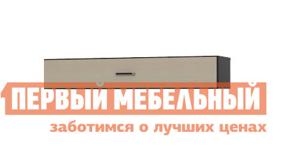 Настенная полка СтолЛайн СБ-805 Корпус дуб феррара / Фасад дуб кремона