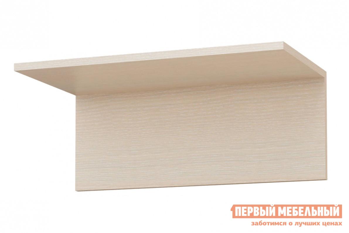 Полка СтолЛайн Полка 60 с задней стенкой Дуб Кремона от Купистол