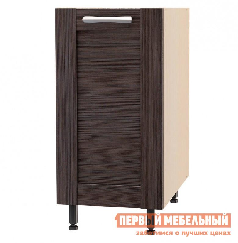 цены Стол с полкой СтолЛайн Шкаф напольный ш.400