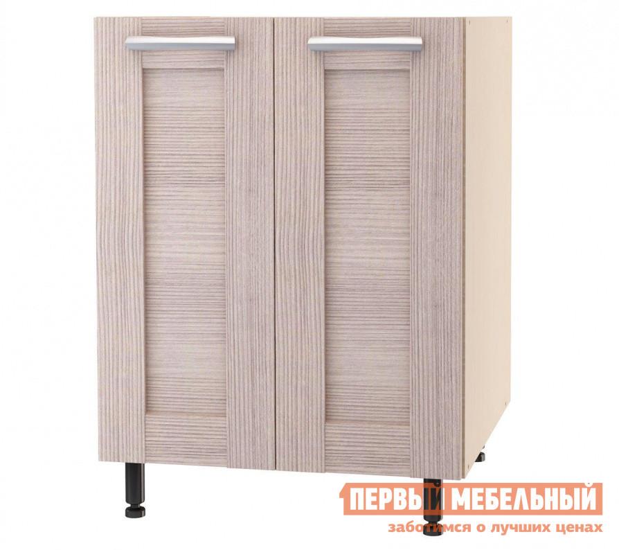 Кухонный модуль СтолЛайн Шкаф напольный 2 дв. ш.600