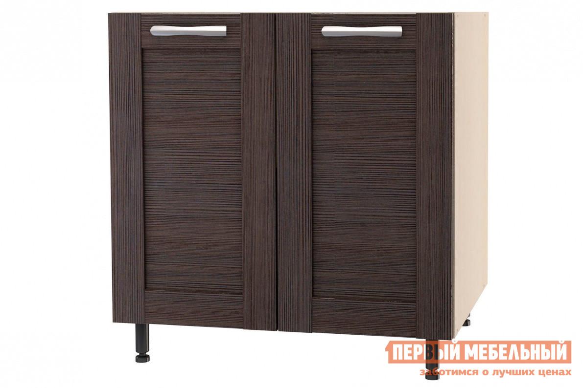 Кухонный модуль СтолЛайн Шкаф напольный под мойку 2дв. ш.800