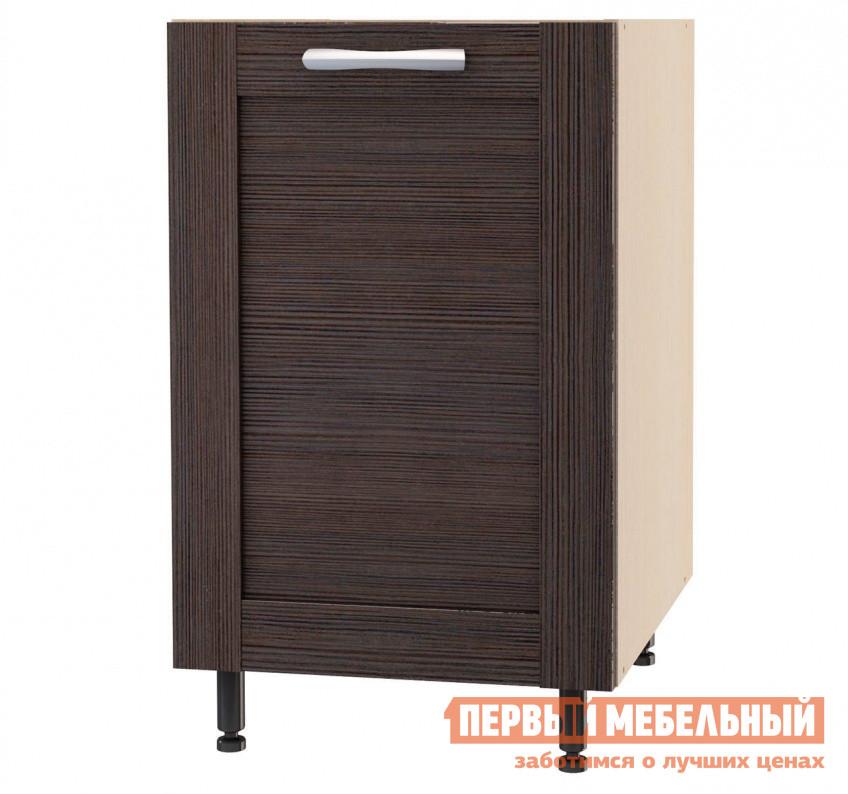 Стол под мойку СтолЛайн Шкаф напольный под мойку 1 дв. ш.500 шкаф наполный гретта под мойку 80х48х82 см