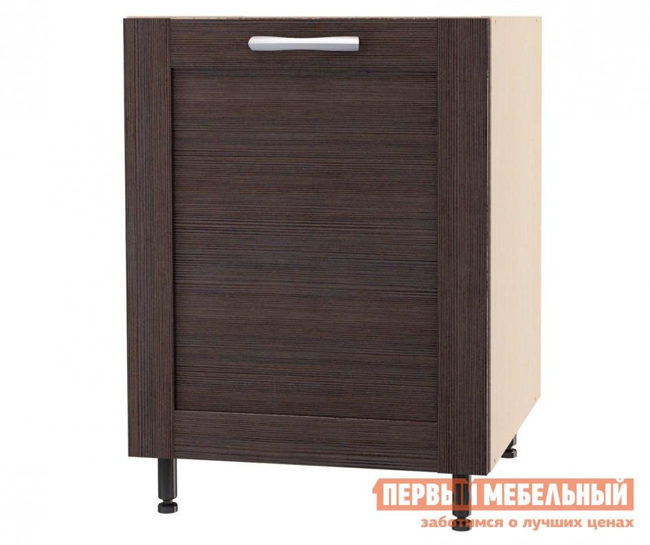 Стол под мойку СтолЛайн Шкаф напольный под мойку 1 дв. ш.600 шкаф наполный гретта под мойку 80х48х82 см