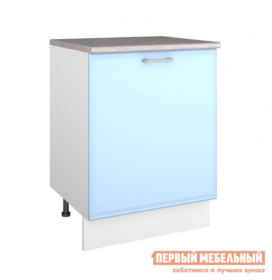 Кухонный модуль СтолЛайн Шкаф напольный ш60 + фасад + столешница