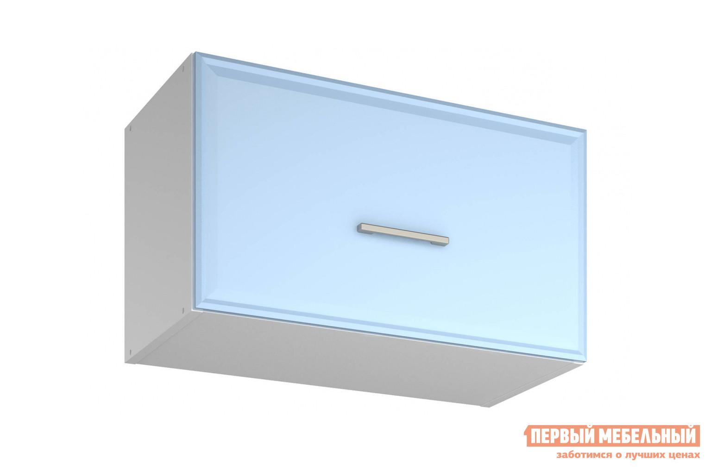 "Кухонный модуль СтолЛайн Шкаф навесной для вытяжки ш60 + фасад ""БЕЛЛА"" (СТЛ.281.04)"