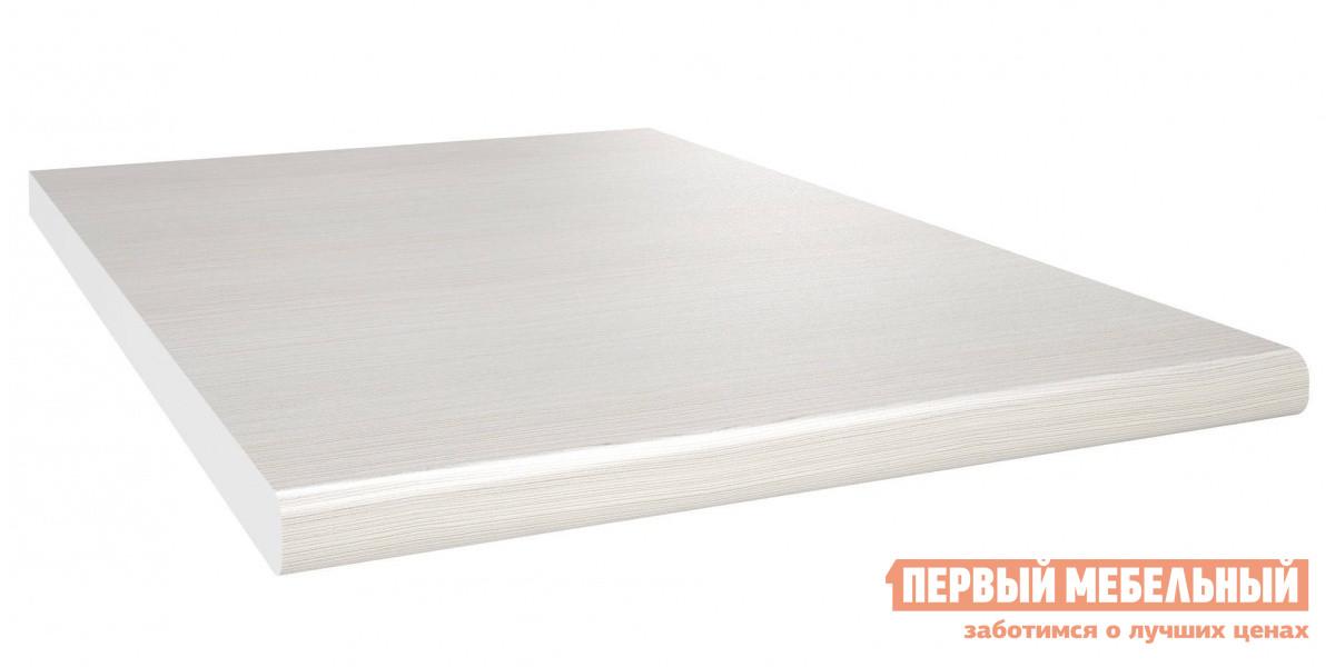 Столешница СтолЛайн 40*60 (С-40) Риголетто светлыйСтолешницы<br>Габаритные размеры ВхШхГ 26x400x600 мм. Столешница для кухонного стола размером (ШхГ): 400 х 600 мм.  Изготавливается из ДСП толщиной 26 мм.  Поверхность столешницы и торцевая кромка выполнены из пластика.  Такое покрытие обеспечивает устойчивость к запахам, загрязнениям, истиранию, царапинам, воздействию открытого огня, кислотных и щелочных сред.<br><br>Цвет: Белый<br>Высота мм: 26<br>Ширина мм: 400<br>Глубина мм: 600<br>Кол-во упаковок: 1<br>Форма поставки: В разобранном виде<br>Срок гарантии: 18 месяцев<br>Тип: Прямые