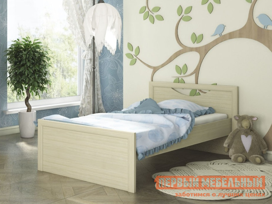 Детская одноярусная кровать СтолЛайн СТЛ.127.14-01 детская одноярусная кровать tetchair mundial