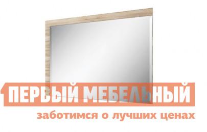 Купить со скидкой Настенное зеркало СтолЛайн СТЛ.142.05 Дуб Сонома (Флёр)