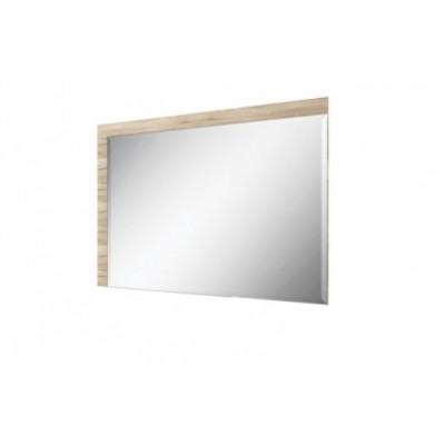 Настенное зеркало СтолЛайн СТЛ.142.05 Дуб Сонома (Флёр)
