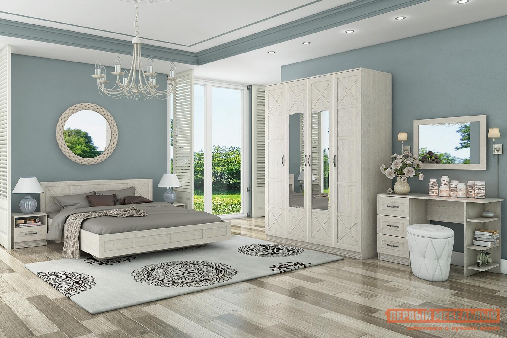 Спальный гарнитур СтолЛайн Лозанна К1 спальный гарнитур нк мебель марика к1