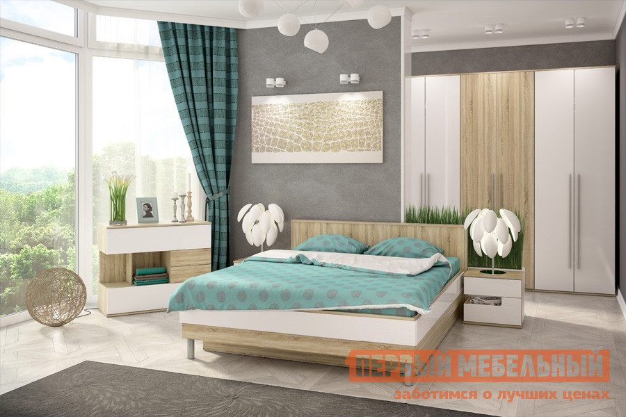 Комплект мебели для спальни СтолЛайн Ирма К2