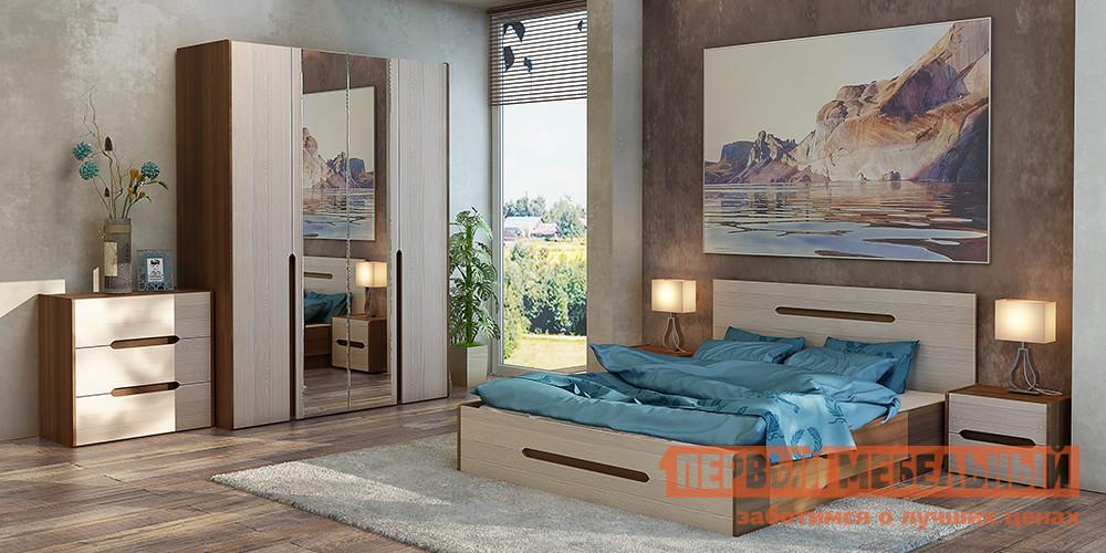 Комплект мебели для спальни СтолЛайн Ребекка К1 спальный гарнитур трия саванна к1