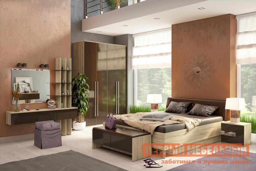Комплект мебели для спальни СтолЛайн Ирма К1 комплект детской мебели мебельсон колледж к1