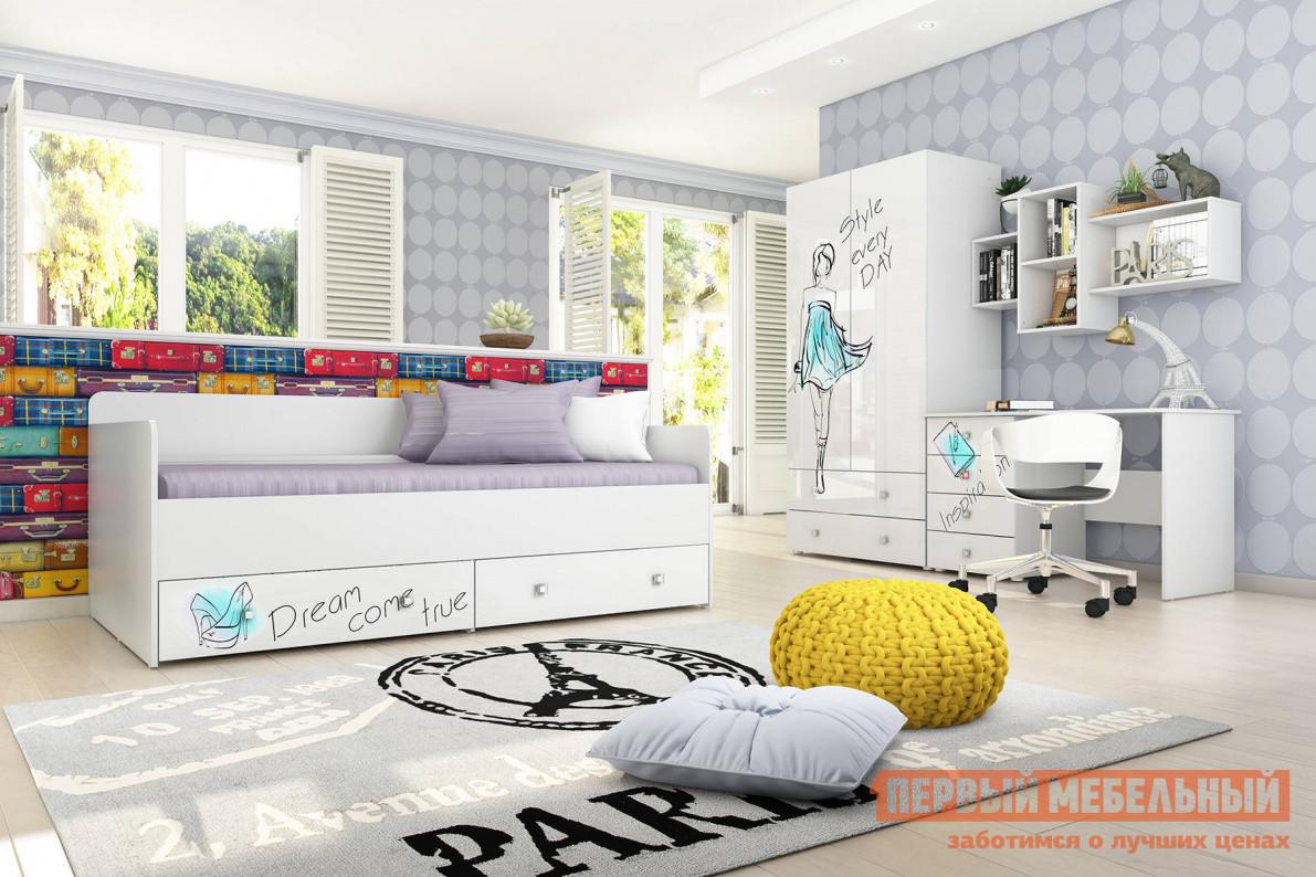 Комплект детской мебели СтолЛайн Модерн К4