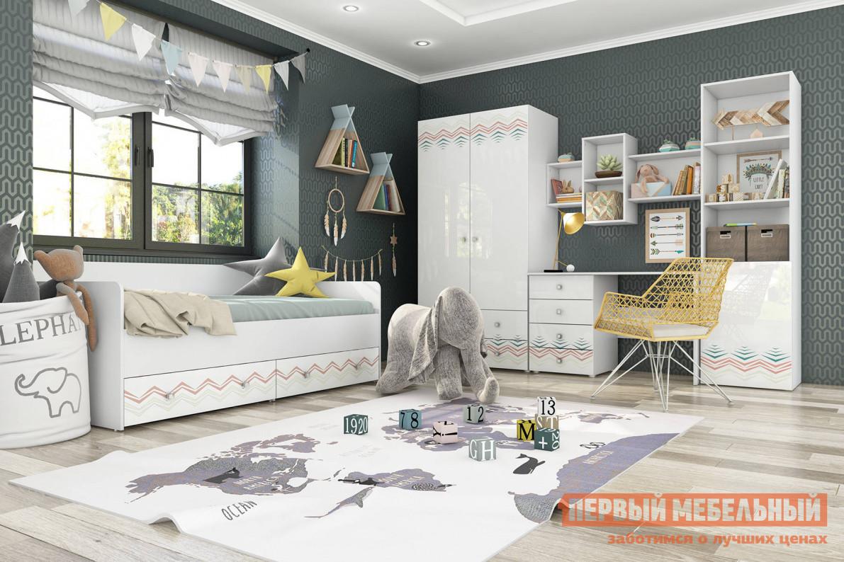Комплект детской мебели СтолЛайн Модерн К2
