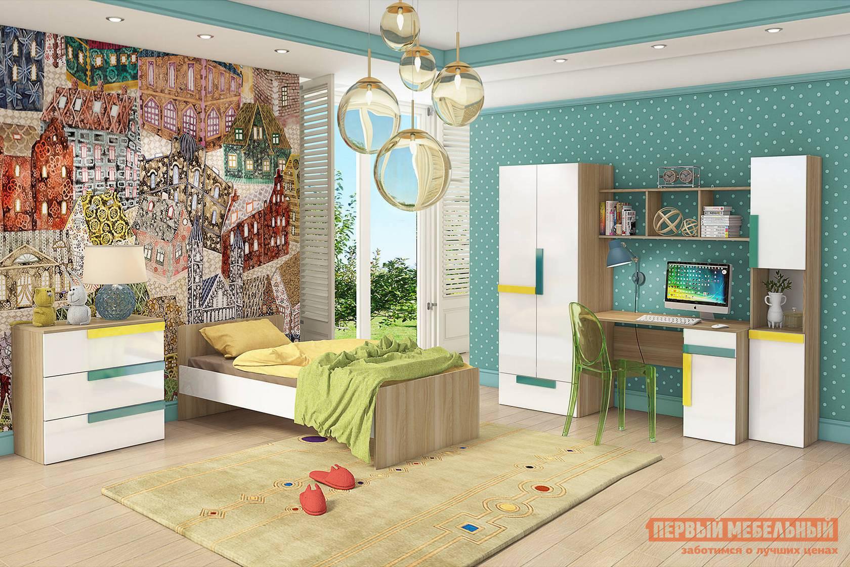 Комплект детской мебели СтолЛайн Умка СТЛ К3 комплект офисной мебели pointex свифт к3 темный