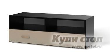 ТВ-тумба СтолЛайн СБ-802 Корпус дуб феррара / Фасад дуб кремона