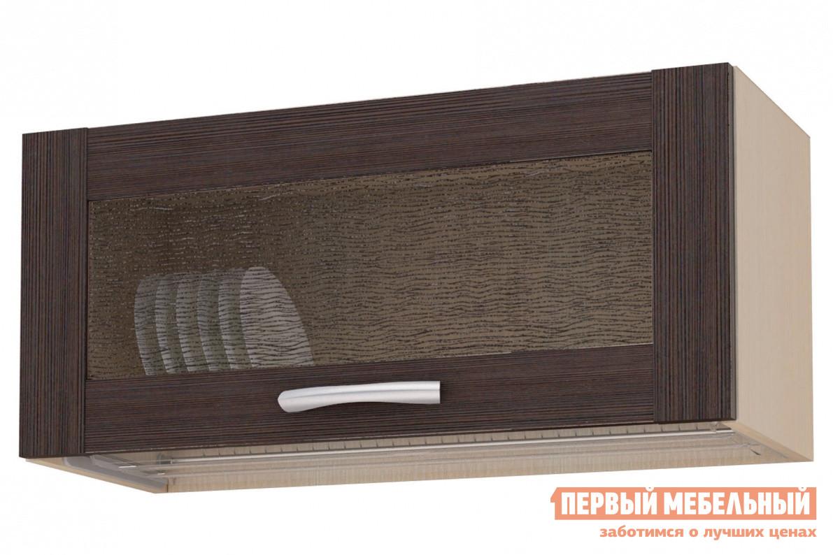 Кухонный модуль СтолЛайн Навесной 360х800 витрина-сушка