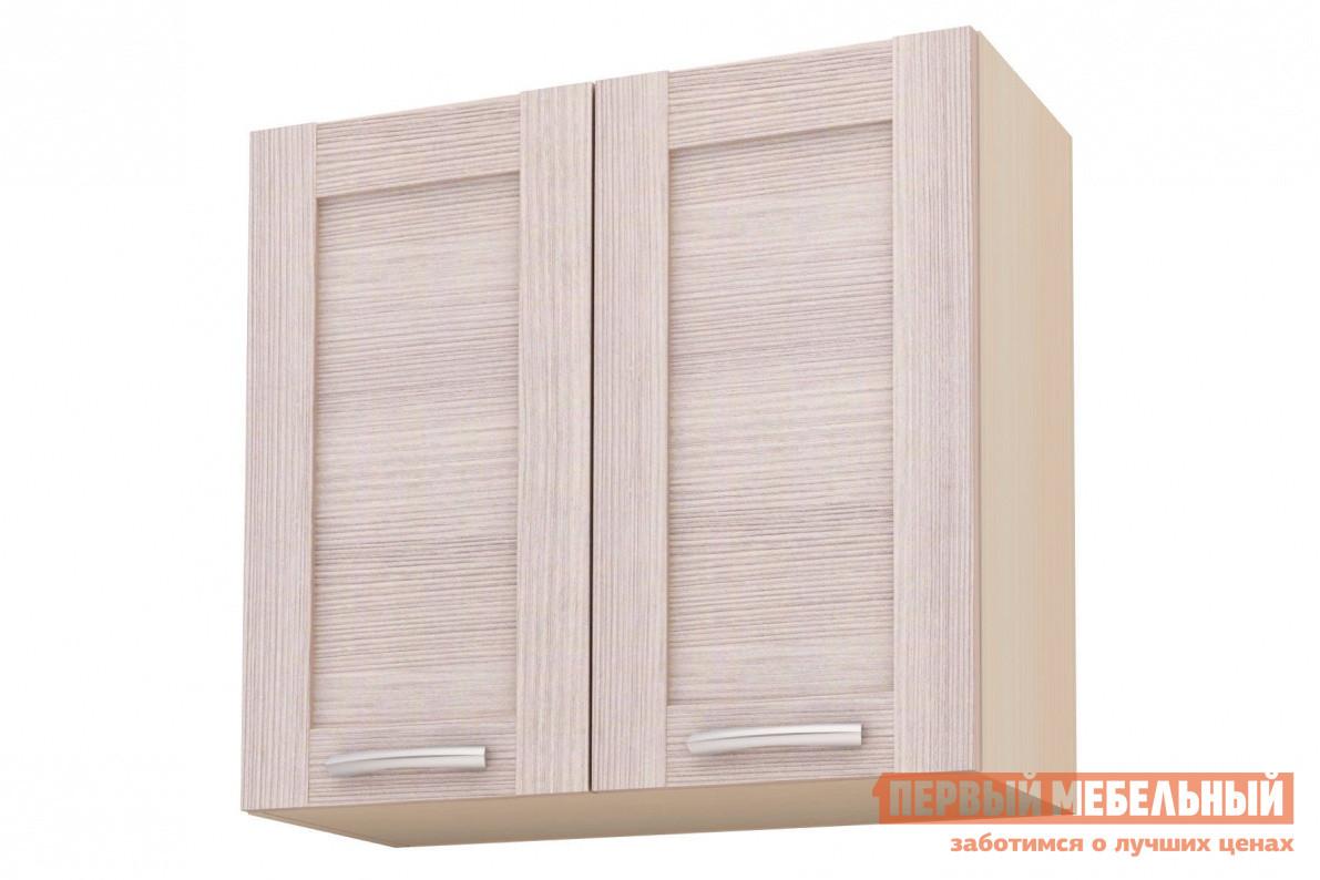 Шкаф-сушка СтолЛайн Навесной с ш.800, 2 дв сушка Дуб Кремона, Дуб Светлый