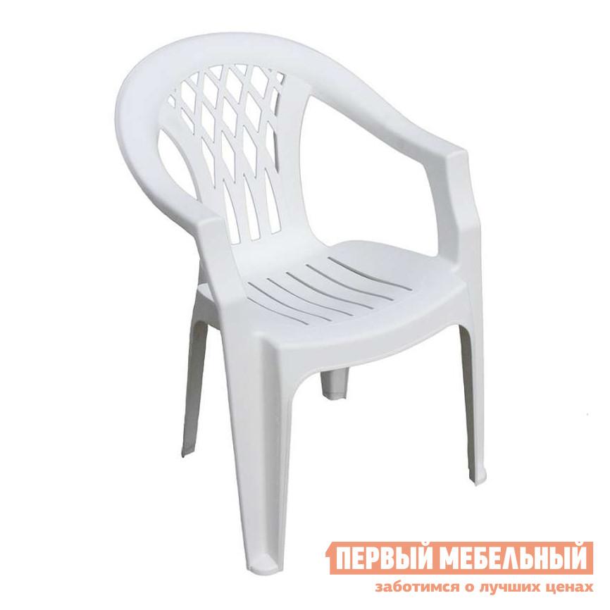 Пластиковый стул ЛетоЛюкс Сильви Белый