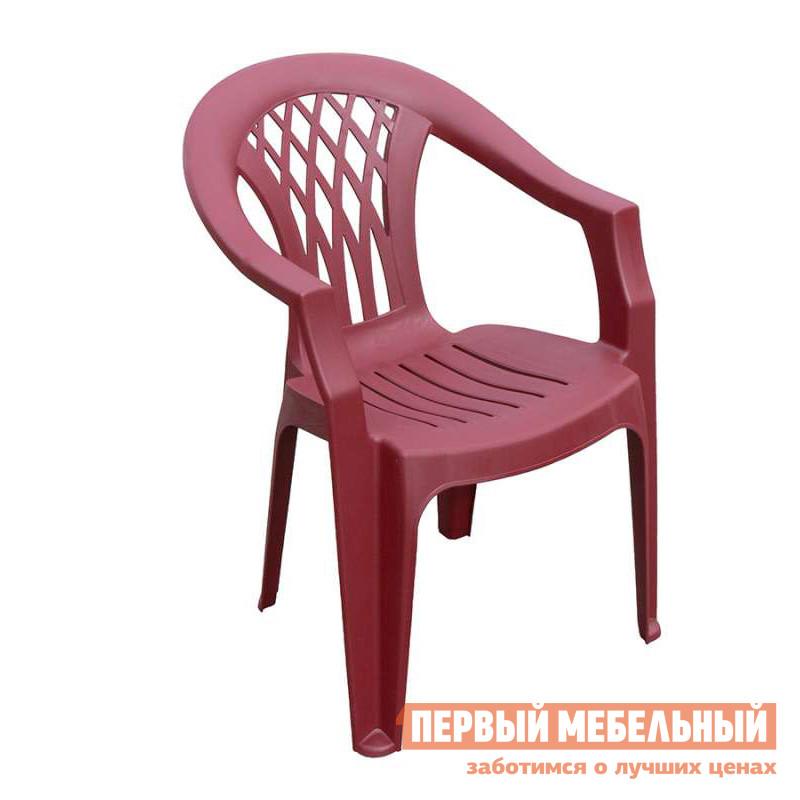 Пластиковый стул ЛетоЛюкс Сильви Бордо