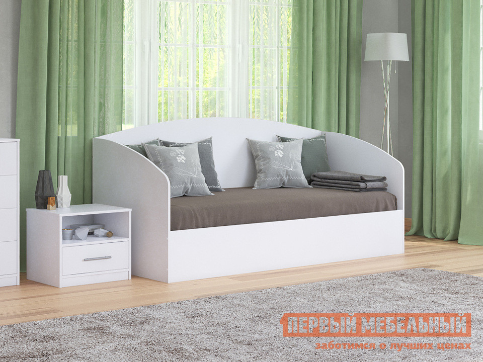 Кровать-тахта Орматек Этюд-софа с подъемным механизмом спальный гарнитур орматек этюд к1