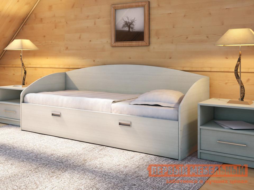 Односпальная кровать-тахта Орматек Этюд Софа Плюс 1 спальный гарнитур орматек этюд к1
