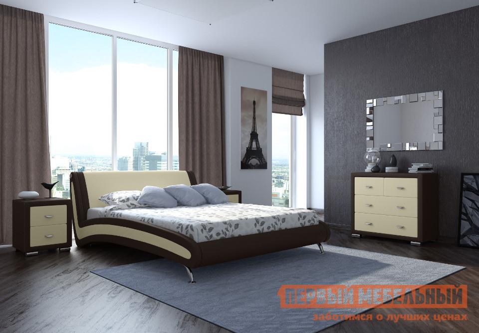 Двуспальная кровать Орматек Corso-2 двуспальная кровать орматек como 6
