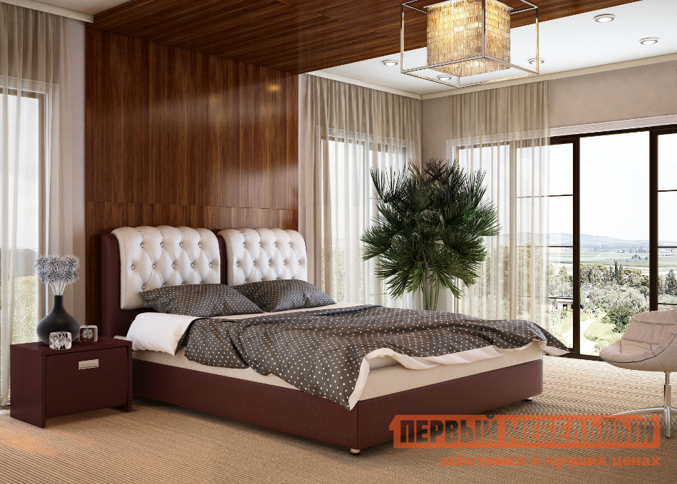 Двуспальная кровать Орматек Como 5 двуспальная кровать орматек como 6