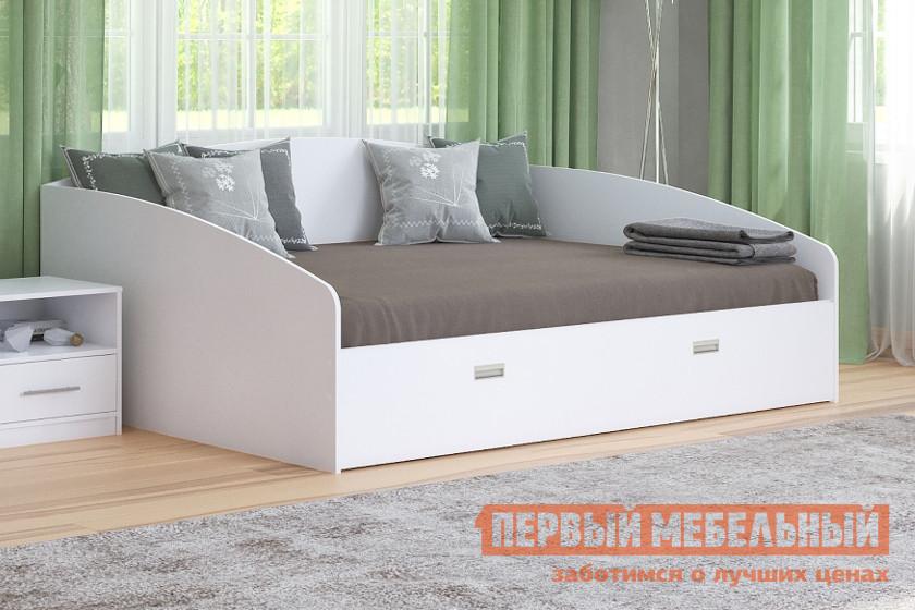 Тахта Орматек Этюд Софа Плюс 1,5 Белый, 1200 Х 2000 мм
