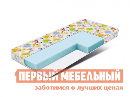 Детский матрас Орматек Kids Soft Print, 1200 Х 2000 мм
