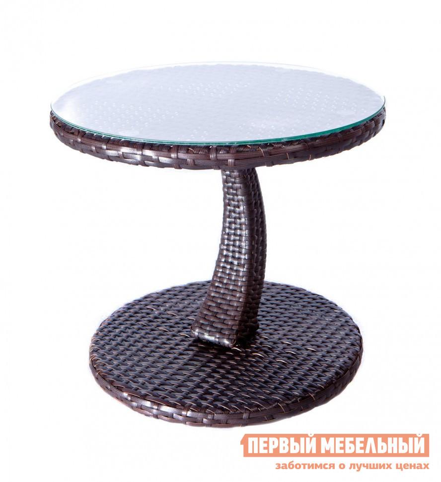 Садовый стол стеклянный Besta fiesta LARGO