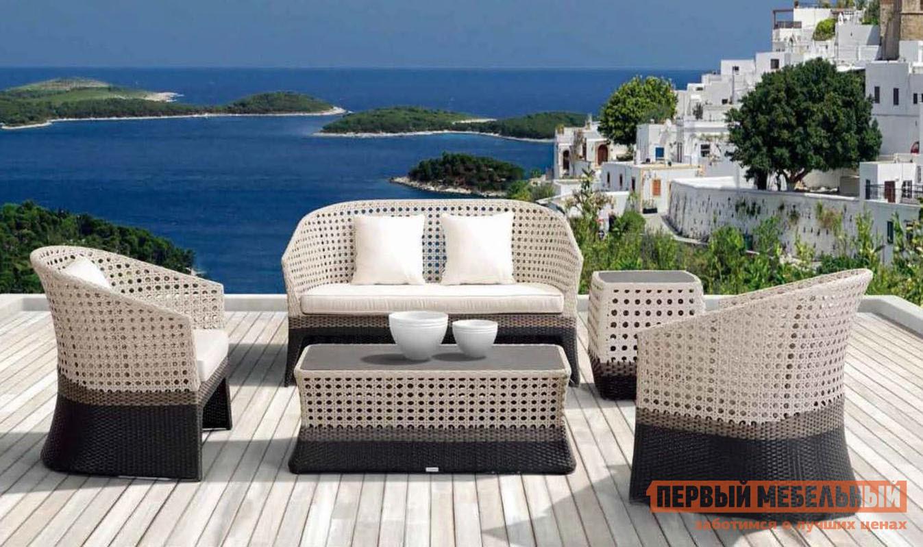 где купить Комплект плетеной мебели Besta fiesta CROCODILE-202130 дешево