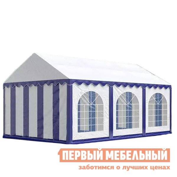 Шатер 4х6 для мероприятий Giza Garden Garden 4x6 м шатер раскладной для дачи giza garden гринби 2х2х2