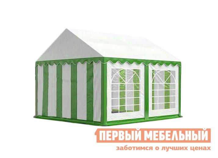 Шатер для мероприятий двускатный Giza Garden Гиза 4х4 раздвижной шатер гармошка giza garden гиза эко 3х3