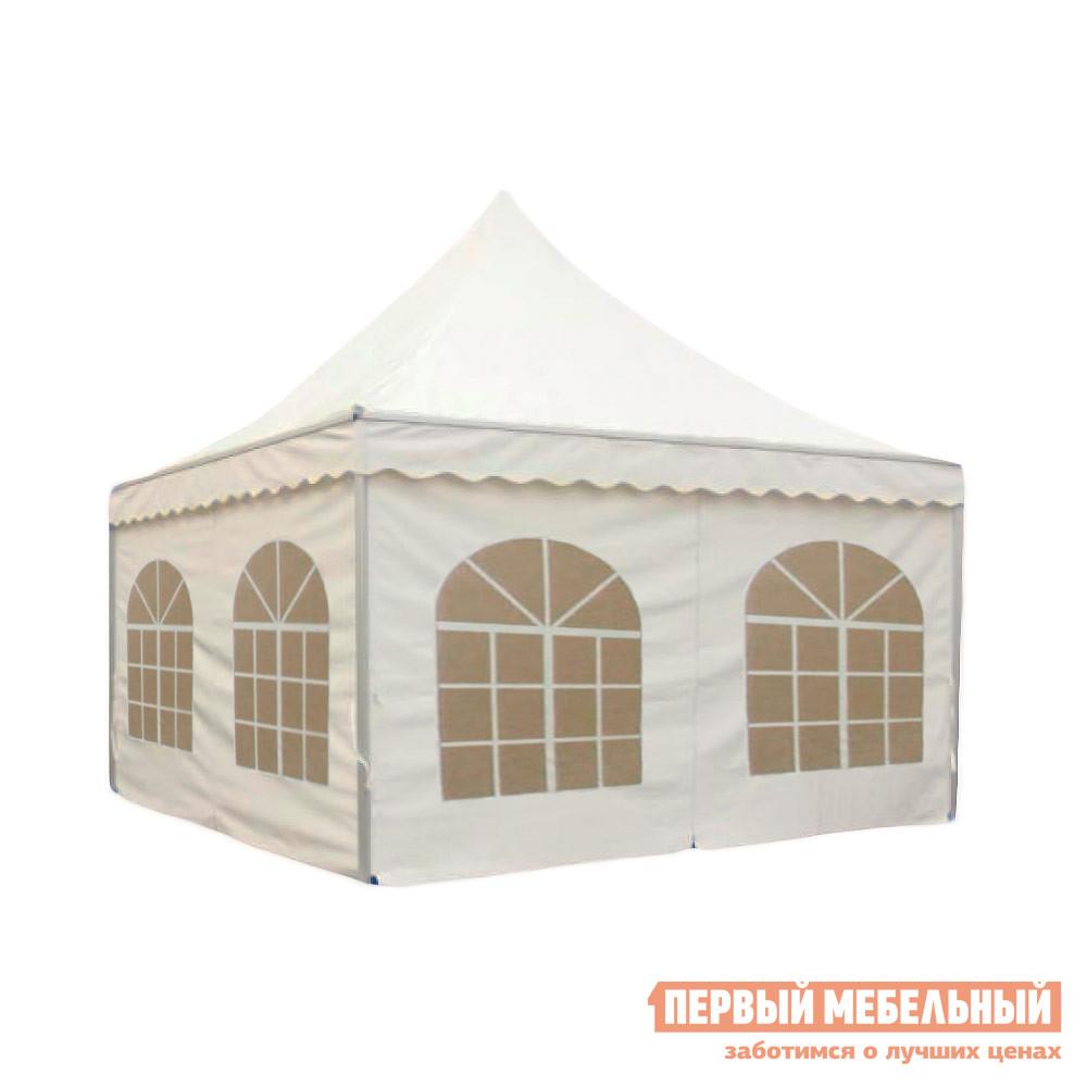 Шатер-пагода для дачи Giza Garden Азарина Эко 4х4 раздвижной шатер гармошка giza garden гиза эко 3х3