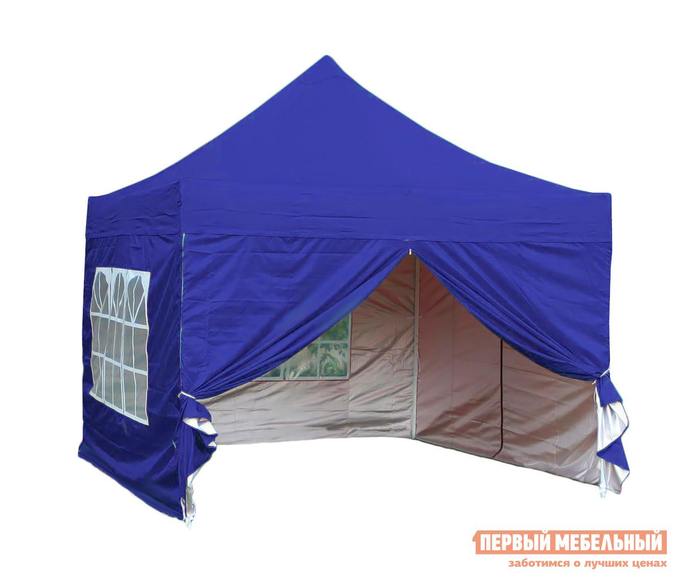Раздвижной шатер-гармошка Giza Garden Гиза Эко 3х3 раздвижной шатер гармошка giza garden гиза эко 3х3
