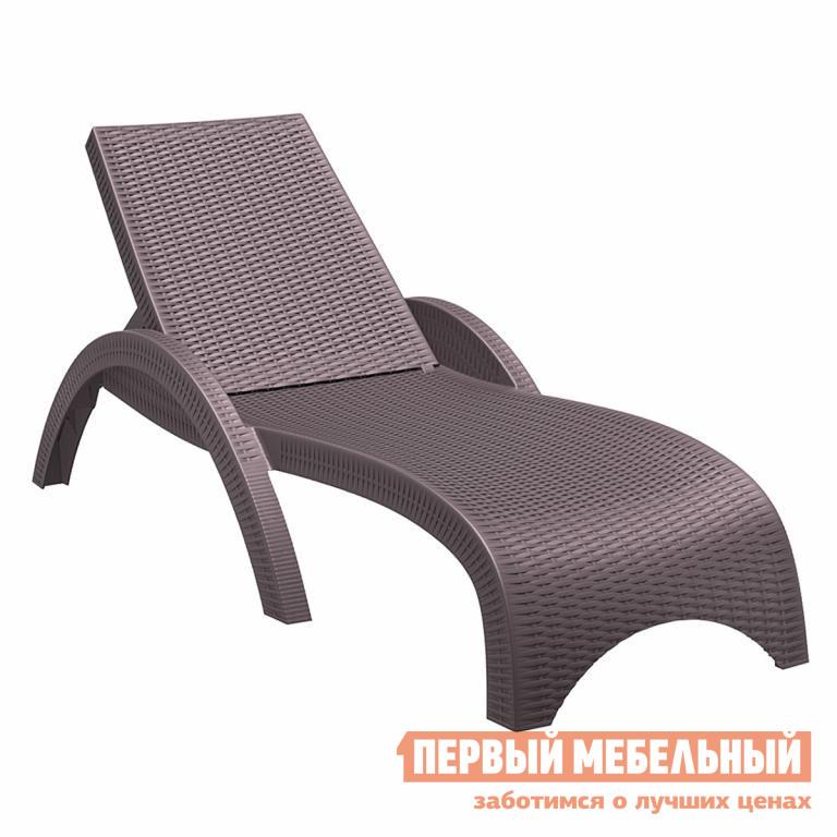 цена на Шезлонг плетеный Рихаус GS1009