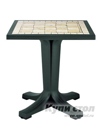 Пластиковый стол GIOVE 70 КупиСтол.Ru 5390.000
