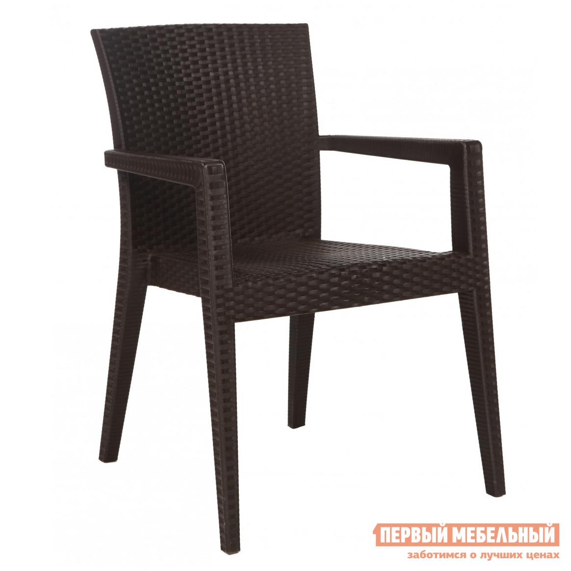Садовое кресло Рихаус Кресло пластиковое Montana DEL/MON/ARM/F